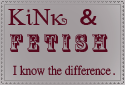 KinK n' fetish Stamp by witch13888