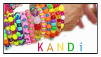 Kandi Stamp by witch13888