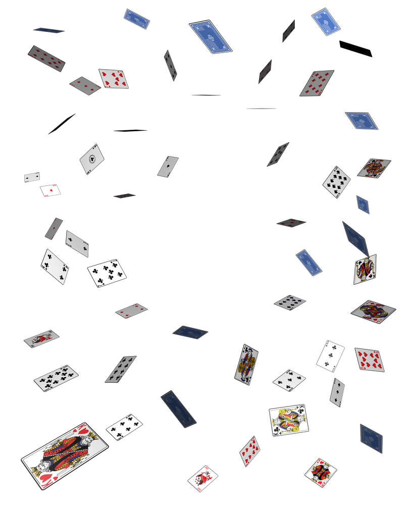 Playing Cards by Shado...