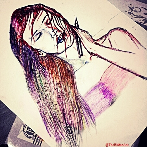 'Art and Imagination' by TheHiddenArk