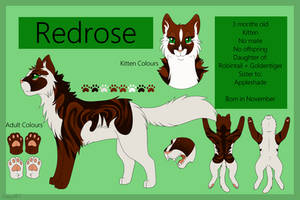 Redrose Reference Sheet - Offical by TACOBELLABAE