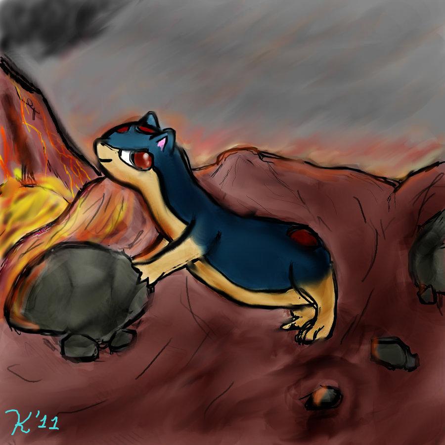 Heat Dweller by KalakOfPrelude