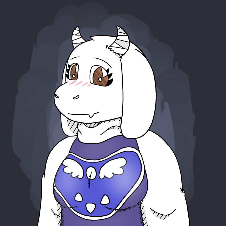 Goat Mom by Azikira