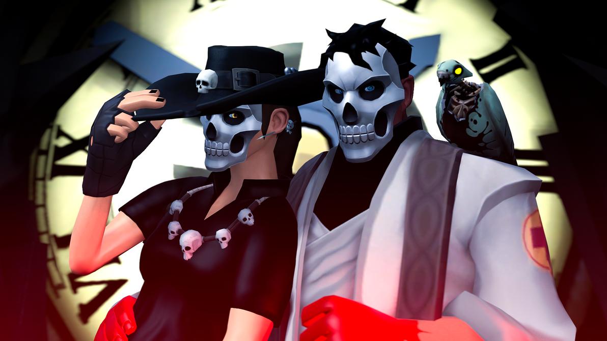 [SFM] Skeletons by NatkaPL