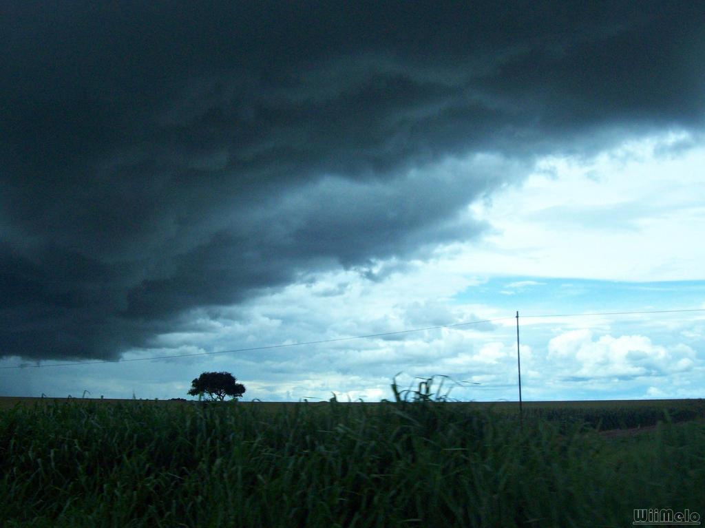 Eu acho que vai chover... - por: WiiMelo