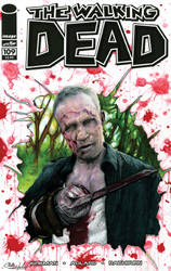 Merle.WalkingDead109(web) by CHaverlandArt
