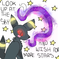 {~Look up at the SKY, and wish for more STARS~} by Kittuna