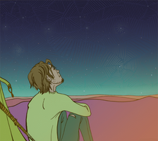 Finding Comfort in the Stars