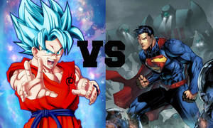My Thoughts on The Goku VS Superman Rematch