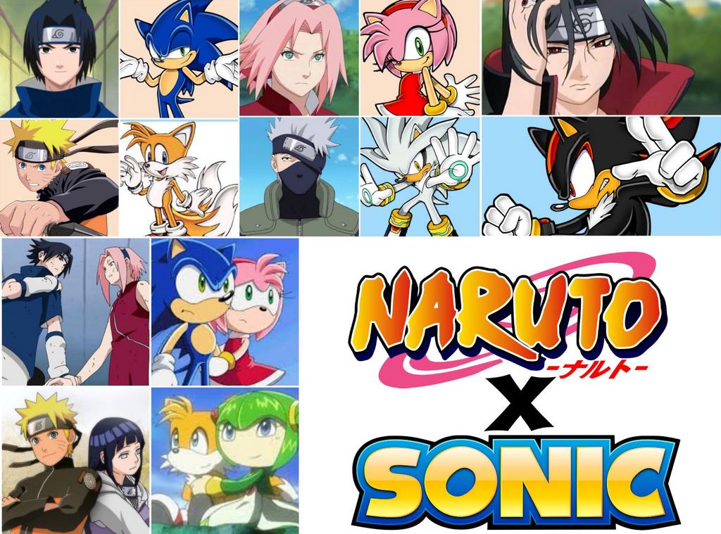 The Possible Truth About Naruto's, Sakura's, Sasuke's ...Sonic And Amy Wedding Naruto