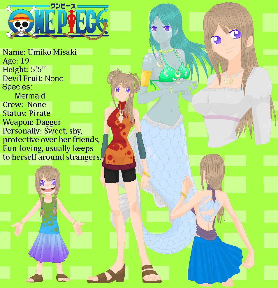.:One Piece OC:.EDITED by alexpc901