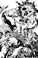 WW Hulk-Xmen by DexterVines