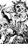 WW Hulk-Xmen