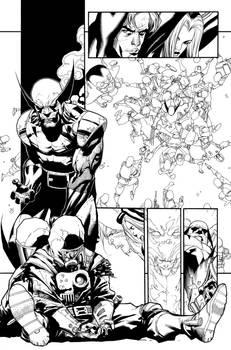 Wolverine 143 page 12.