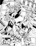 Ult Avengers 4pgs 11 and 12 by DexterVines