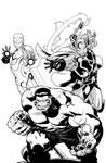 Avengers 7 Cover