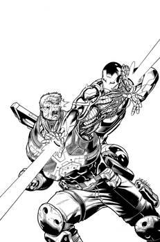 Avengers X-Sanction Cover 2.