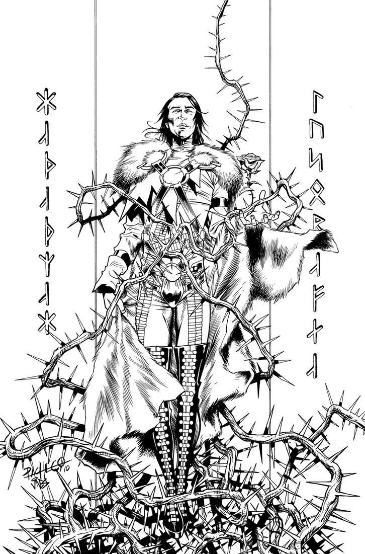Ult. Comics Thor Cover 2. by DexterVines
