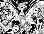 X-men Print.