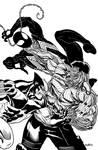 Avengers: X-Sanction 4 cover.