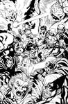Wolverine and The Xmen Cover 37