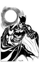 Batman Commisson. by DexterVines