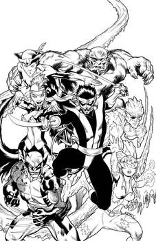Amazing Xmen Cover 5