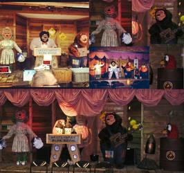 Okefenokee Bear Revue - Photo compilation