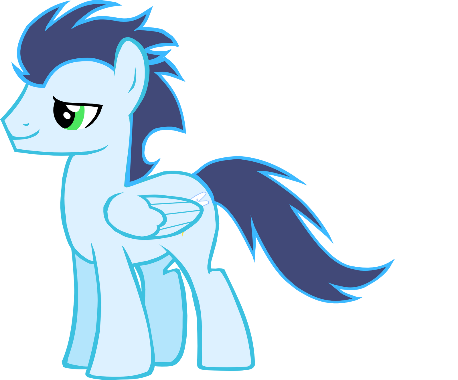 Soarin' Vector by thecarbonmaestro on DeviantArt