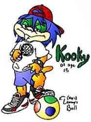 Teen Kooky by wackko200