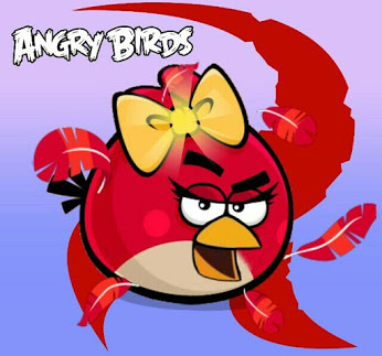 angry birds red female - photo #10