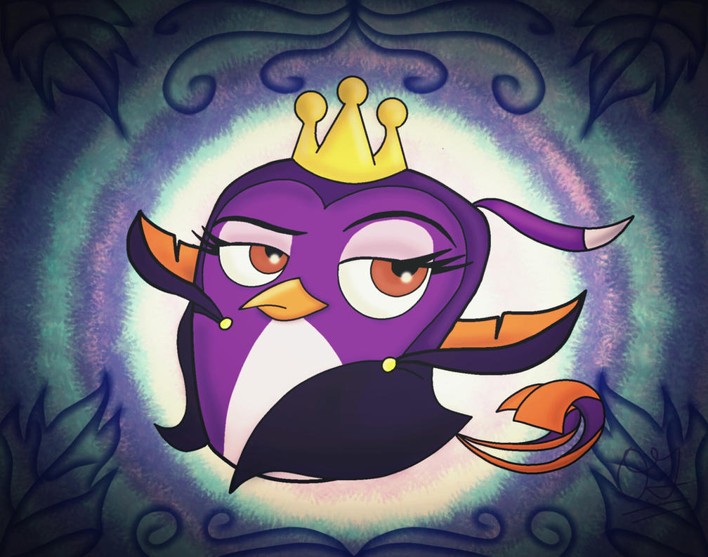 angry birds stella bad princess