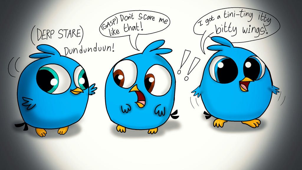 Angry Birds Blues Artwork – Wonderful Image Gallery
