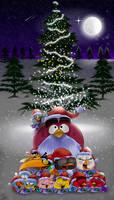 Angry Birds Christmas 2016