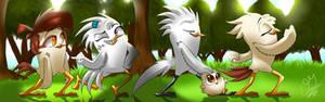 OCs:Sparrows