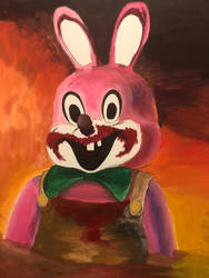 Robbie the Rabbit by acollins973