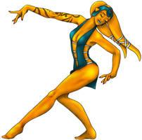 Arali Dancer by Thrask