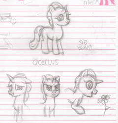 EQ Daily RACE SWAP - Occellus ver.unicorn by GiovannaBolo