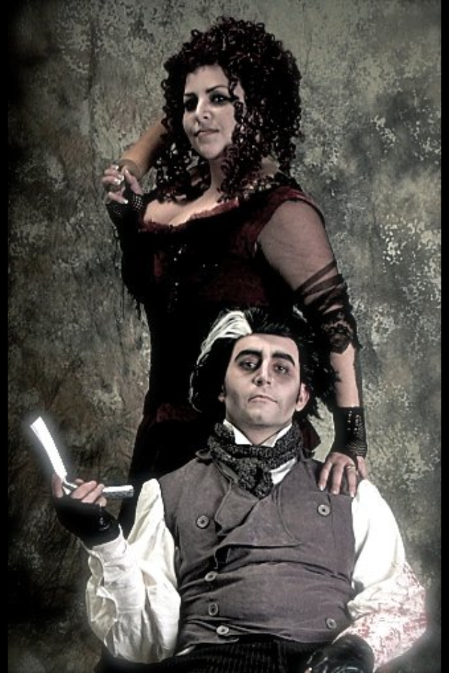 Sweeney todd mrs lovett costume | OTHERSSILLY.GA
