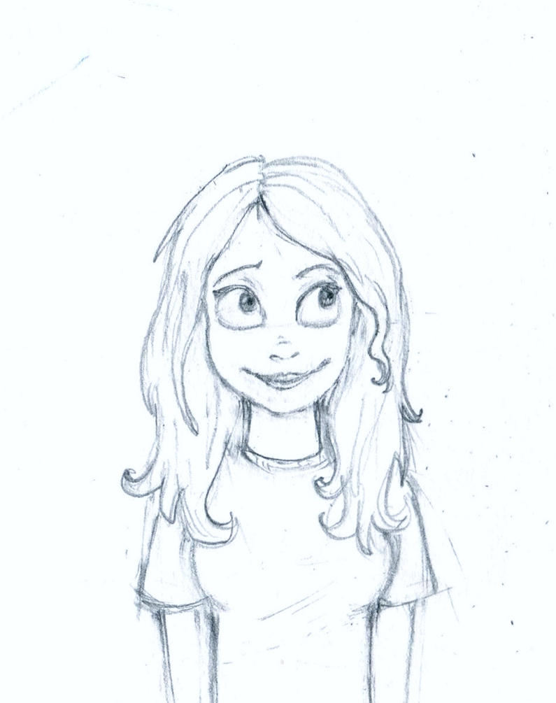 trying disney style X) by MsVillainess on DeviantArt