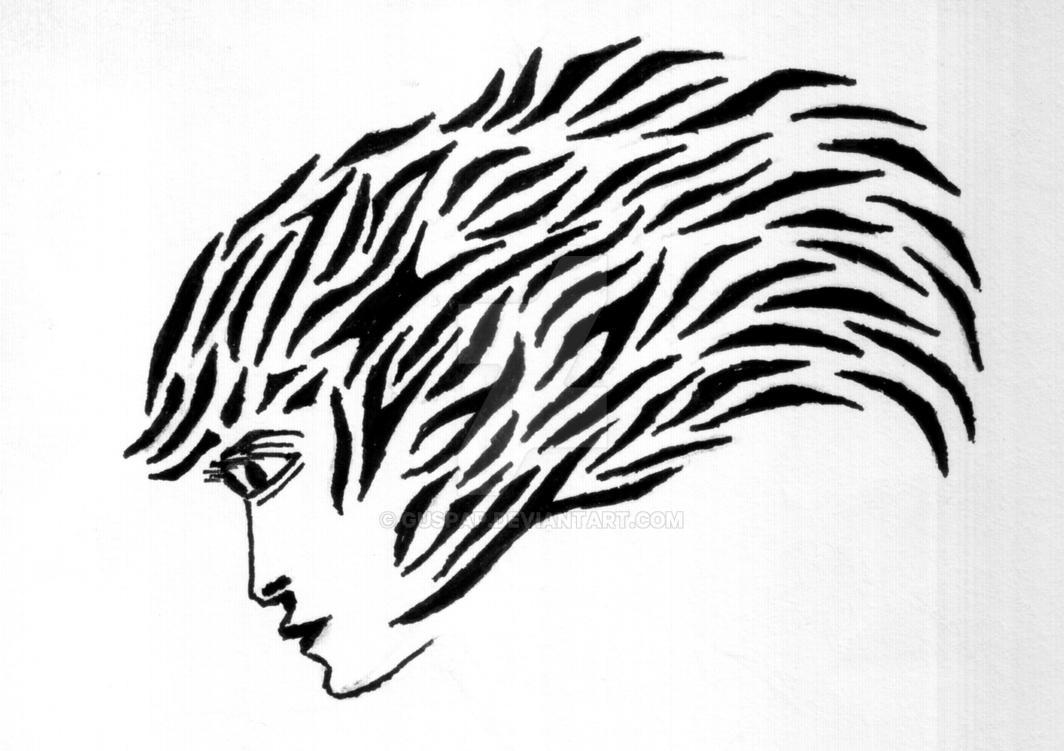 Mystic woman by Guspap