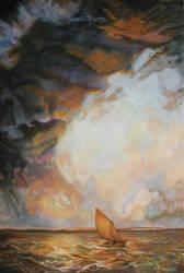 Seeking Harbor by chubby-manatee