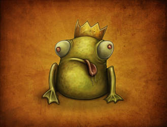 Frog Prince V2