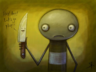 Naughty Knife