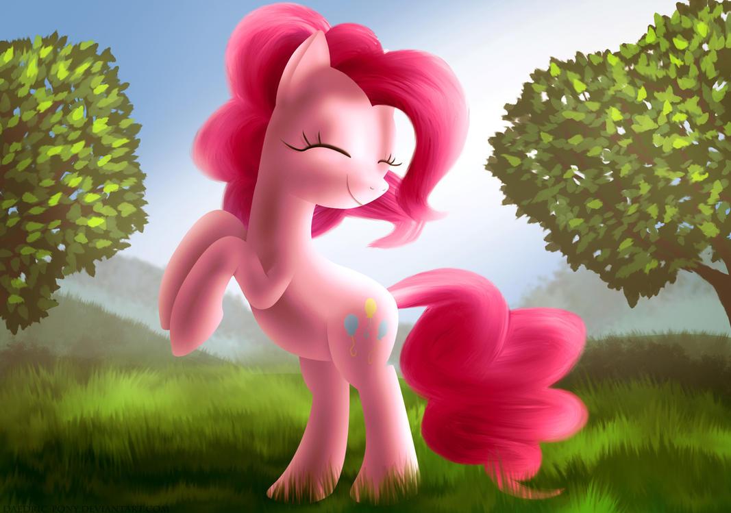 Pinkie Pie by Daedric-Pony on DeviantArt