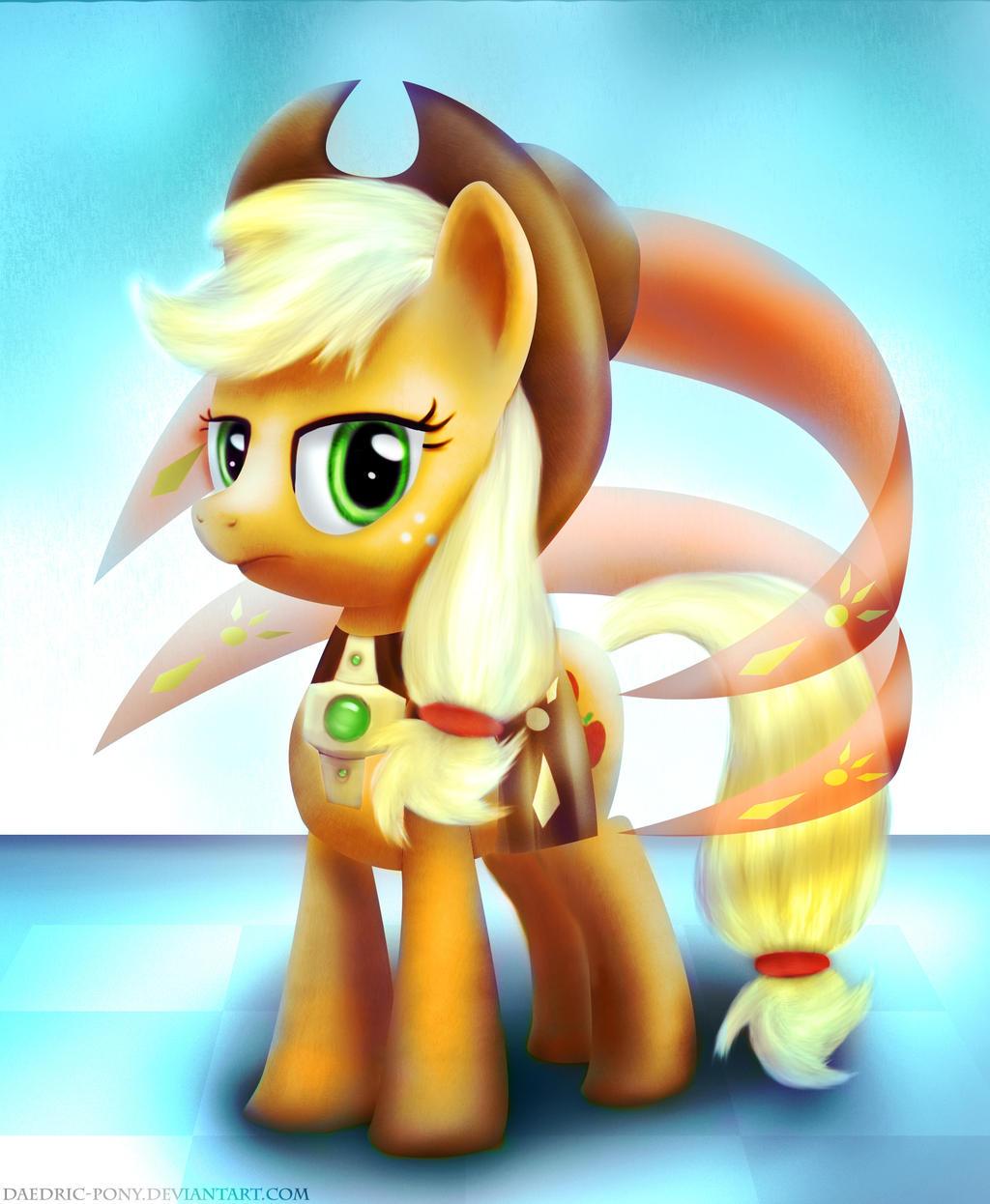 Applenade by Daedric-Pony