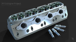 RT3 Engine Project - Cylinder Head