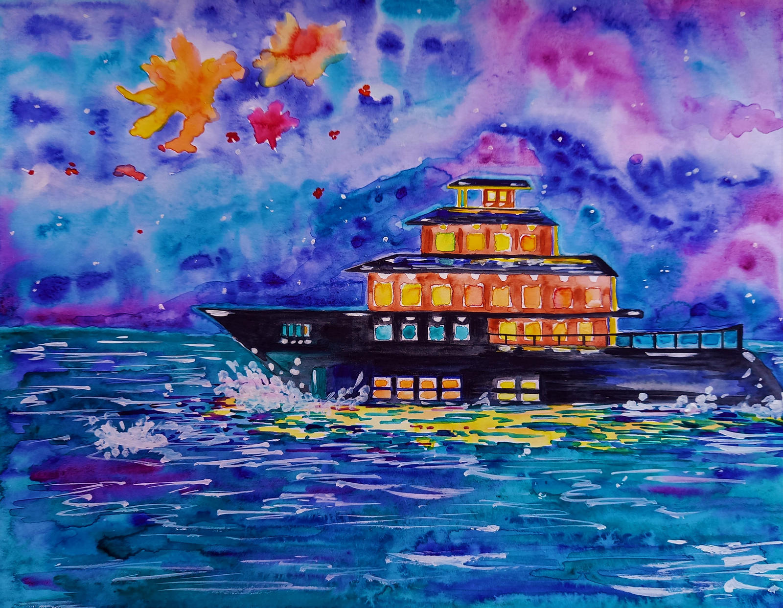 Ship from my Dream