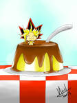 Yami In This Pudding Too