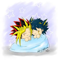 Warm Cuddles by Yami-No-Spirit-luver